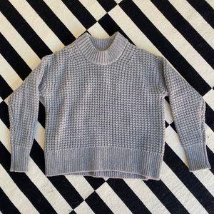 Everlane wool cashmere chunky sweater